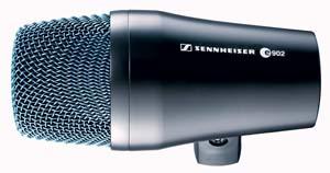 Sennheiser e902 Professional Cardioid Dynamic Bass Drum Mic