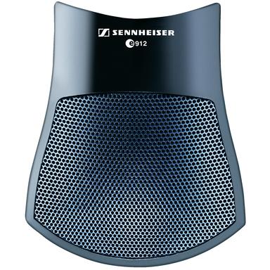 Sennheiser e912BK Pre-polarized Condenser Mic, Black