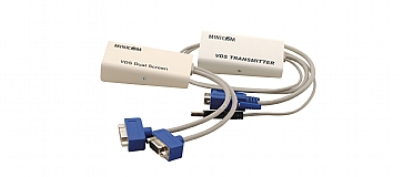 Kramer EXT-VGA Computer Graphics Video Over Twisted Pair Extender