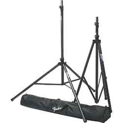 Fender ST-275 Speaker Stand Kit with Carrying Case for Passport P.A. Systems (Pair)
