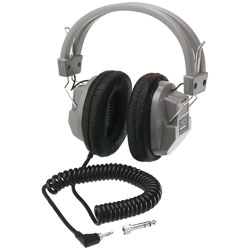Hamilton HA7 SchoolMate Headphone, Adapter