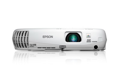 Epson PowerLite Home Cinema 750HD 720p 3LCD Projector