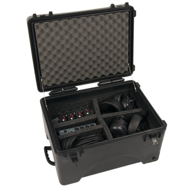 Anchor Audio HC-ARMOR24-PC Hard Case for PortaCom