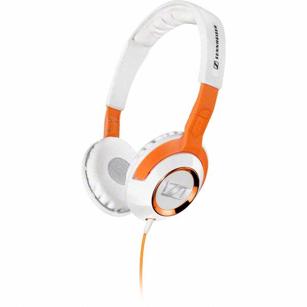 Versatile-use On Ear Stereo Headphone, White