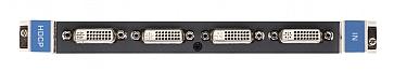 Kramer HDCP-IN4-F32 4-Input DVI (HDCP) Card (F-32)