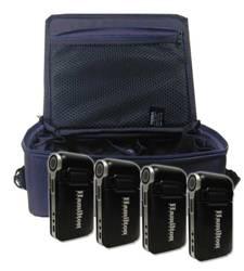Hamilton HDV5200-4 HD Camcorder Explorer Kit, 4 Cameras