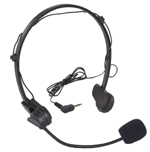 Amplivox S2040 Omnidirectional Headset Microphone