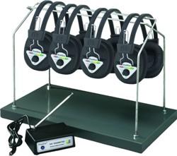 Hamilton Buhl HH/W906-MULTI 6-User Wireless Listening center