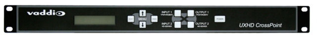 Dual Input/Output Video Format Converter and Scalar for HD-SDI and Analog Signals