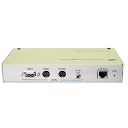 HRT U97-A KVM Extender over CAT5 with Audio