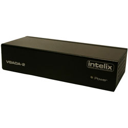 Intelix VGADA-2 Distribution Amplifier (300MHz) (Up to 2048x1536)