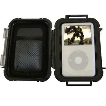 Pelican i1010-black Ipod Micro Case (Nano, Classic, Shuffle)