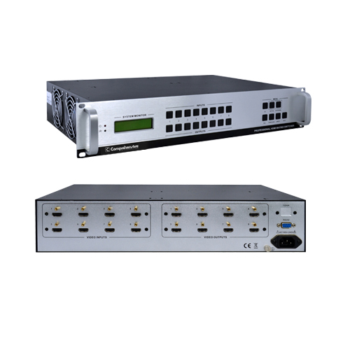 Comprehensive CSW-HD880 HDMI 8 x 8 Matrix Switcher