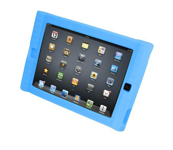 Hamilton ISD-BLU Protective Case for iPad (Blue)