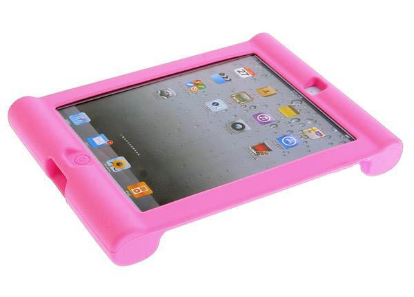 Hamilton ISD-PNK Protective Case for iPad (Pink)
