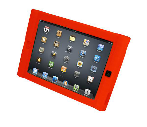 Hamilton ISD-RED Protective Case for iPad (Red)