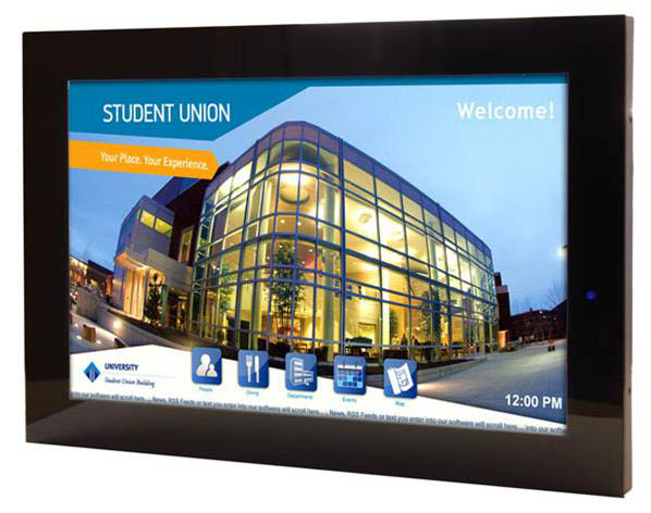 Hamilton MTGPF19H2 FlashSign 19in. Standalone Digital Signage Display
