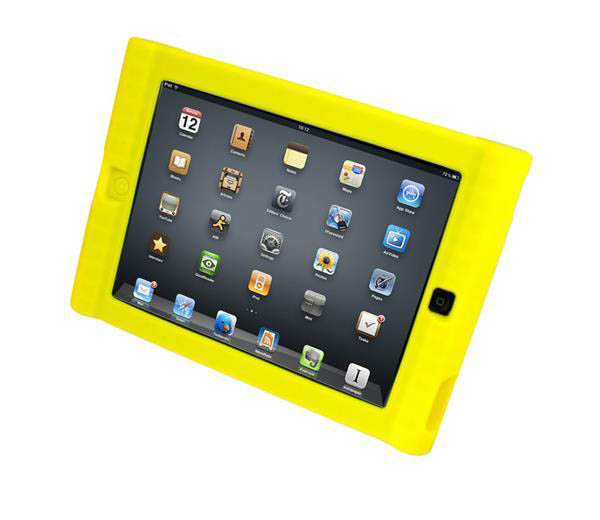Hamilton ISD-YLO Protective Case for iPad (Yellow)