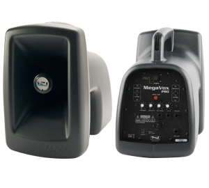 Anchor MEGA-8000U2 Megavox PA Speaker w/ 2 Built-In Wireless Receivers