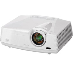 Mitsubishi WD620U Wide Screen Install Projector