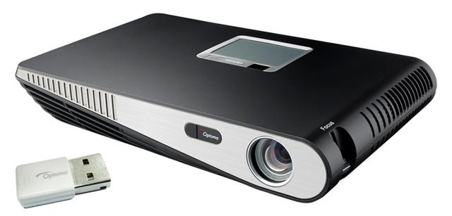 Optoma ML1000 WXGA 1000 Lumens Ultra Portable Projector