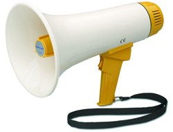 Hamilton Buhl MM-3 Mighty Mike Bull Horn Megaphone