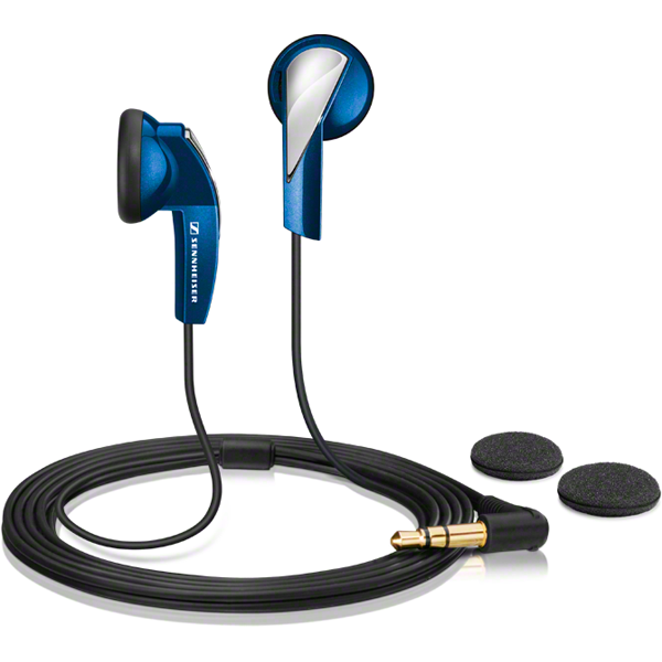 Earbud Headphone with Bass-driven Sound