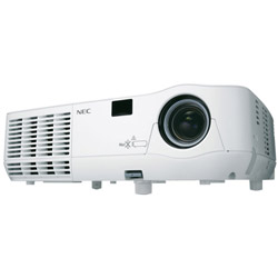 NEC NP216 Portable Projector - Used (Under 1000 Hours of Lamp Use)