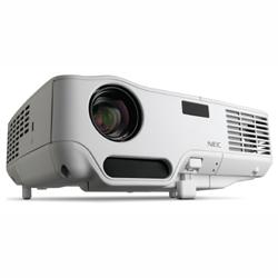 Product nec np61 portable digital projector for Pocket digital projector