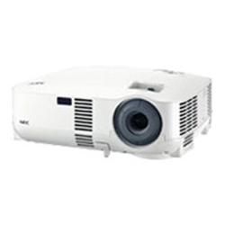 NEC VT480 Projector Used with UNDER 1000 Hours on the Lamp