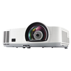 NEC WXGA 300 Lumens Short Throw Projector