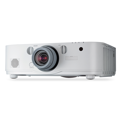 NEC NP-PA672W 6700lm WXGA Advanced Installation Projector