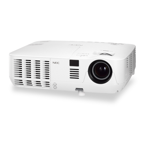 NEC NP-V311X 3100-lumen High-Brightness Mobile Projector