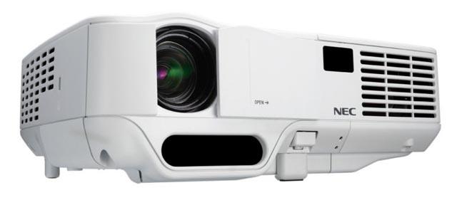 NEC XGA 2300 Lumens Portable Projector