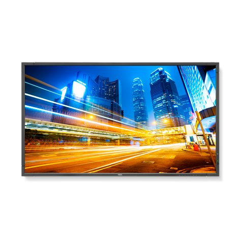 "NEC P463-PC 46"" LED Backlit Professional-Grade Large Screen Display with Integrated Computer"