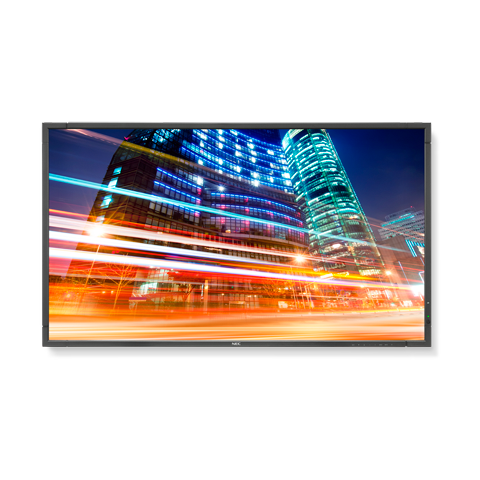"NEC P553-PC 55"" LED Backlit Professional-Grade Large Screen Display with Integrated Computer"