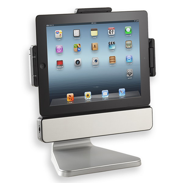 SMK Link PadDock 10 Stand & Stereo for Apple iPad