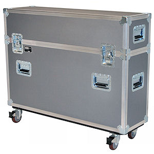 JELCO, JEL-PDP60T1 Compact ATA-300 Shipping Case for 55-60in Flat Screens