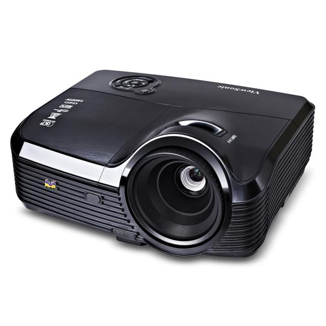 ViewSonic PJD7533W High Brightness Networkable WXGA Projector