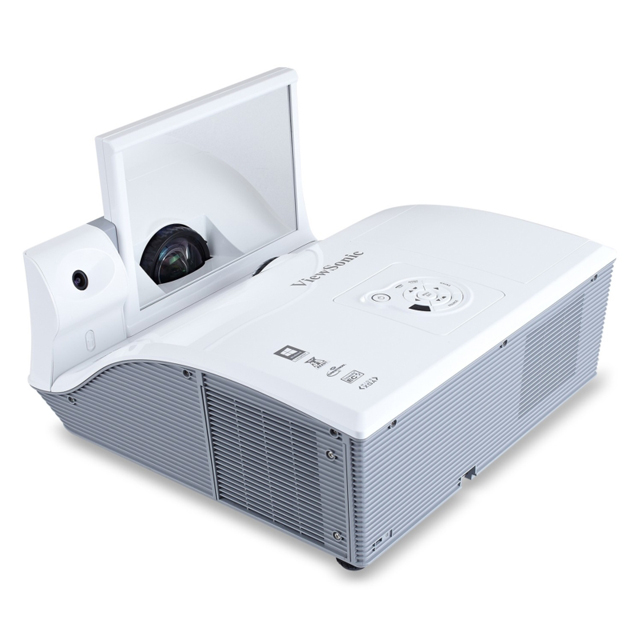 ViewSonic PJD8353S XGA DLP Ultra Short Throw Interactive Projector