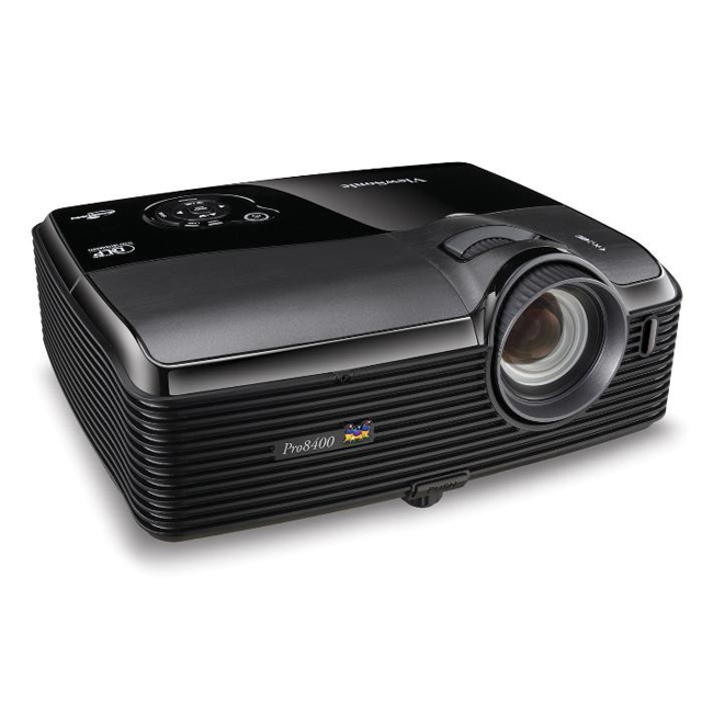 ViewSonic Pro8400 4000lm Full HD Professional Installation Projector