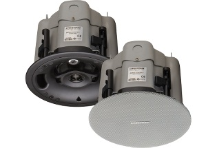 Crestron SAROS_ICE4T-W-T-EACH Express 4' 2-Way In Ceiling Speaker