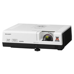 Sharp PG-D2870W WXGA 3000 Projector