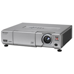 Sharp PG-D50X3D XGA DLP Projector