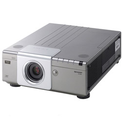 Sharp XG-P560W-N DLP Projector - 720p - HDTV - 16:9