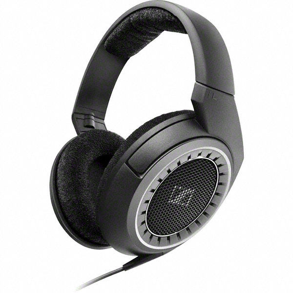 Versatile-use Around the Ear Headphone with Exchangeable Cable System