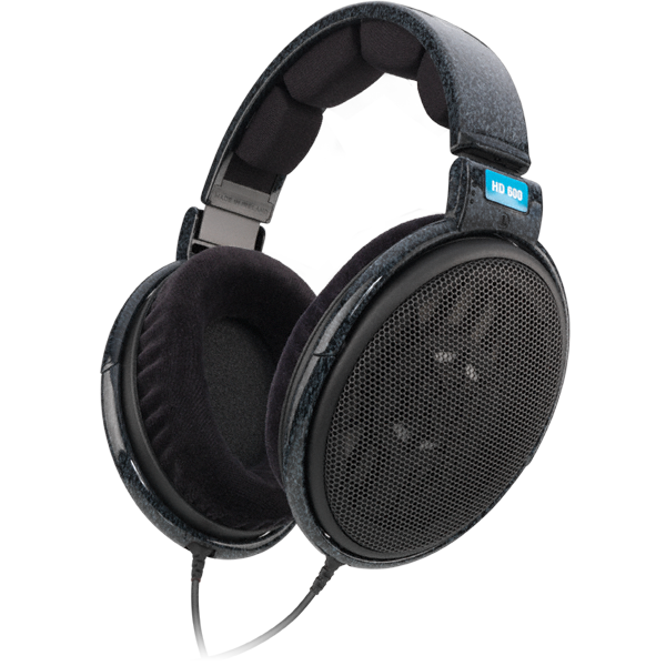Sennheiser HD600 Audiophile Open-Ear Dynamic Hi-Fi/Professional Headphones