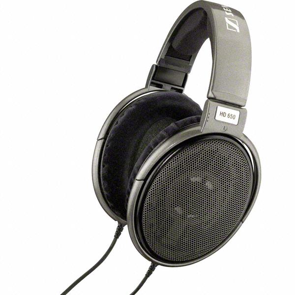 Sennheiser HD650 Open, Dynamic Hi-Fi Stereo Audiophile Headphone