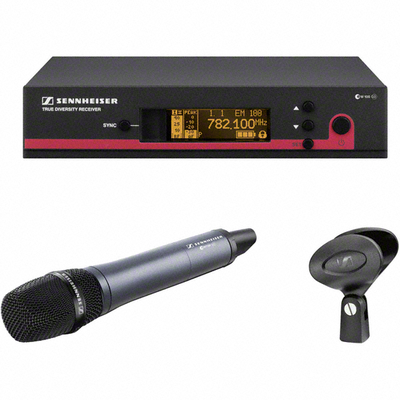 Sennheiser EW 135 G3 - A Band Wireless Microphone System, 516-558 MHz