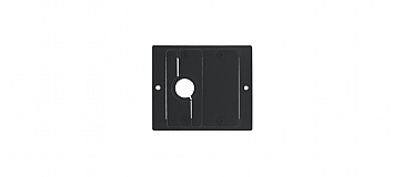 TBUS Bracket to Install 2 Inserts in a Power Socket Opening